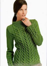 заказать вязаный свитер